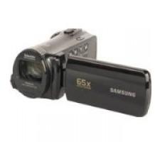 Samsung HMX-F80 Flash Memory HD Digital Video Camcorder (Silver)